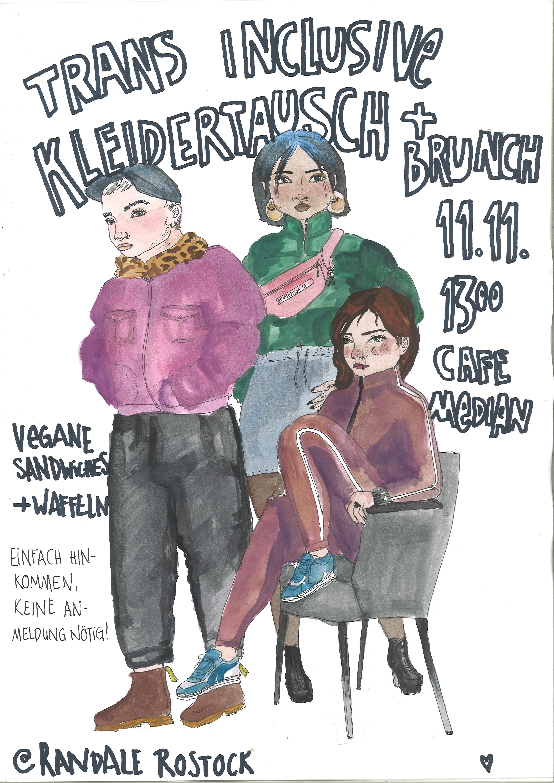 Kleidertauschparty 11.11.2018